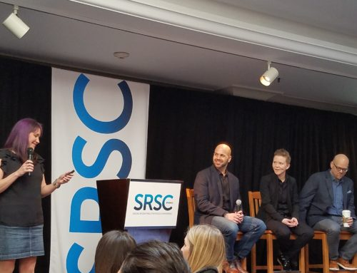 The Conference Experience: SRSC TA Week in San Francisco 2020